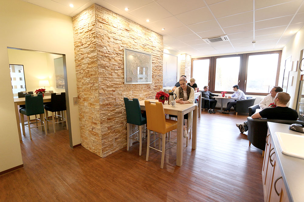KOSATEC Coffee Lounge im Vertrieb